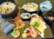 懐石土鍋ご飯